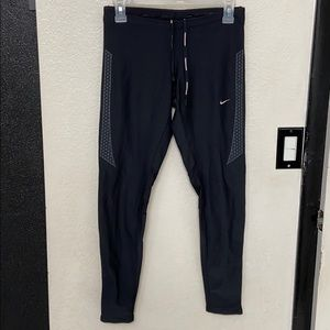 Nike dri-fit running leggings pants small